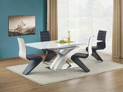 Обеденный стол Halmar Sandor лакированный