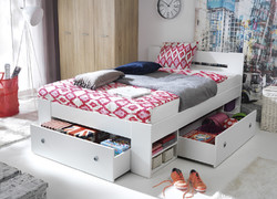 Кровать Nepo LOZ3S