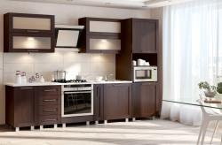 Кухня Комфорт Мебель Престиж Венге