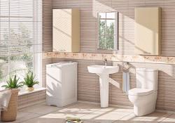 Комплект для ванной комнаты Комфорт Мебель ВК-4923