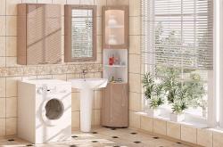 Комплект для ванной комнаты Комфорт Мебель ВК-4924