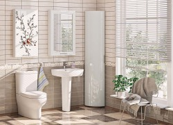 Комплект для ванной комнаты Комфорт Мебель ВК-4925