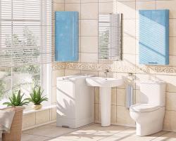 Комплект для ванной комнаты Комфорт Мебель ВК-4926