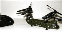 Вертолёт ченук USA