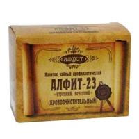 """Фитосбор """"Алфит-23"""" кровоочистительный"""