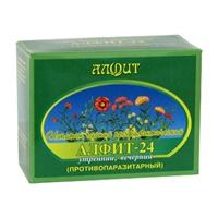 """Фитосбор """"Алфит-24"""" противопаразитный"""
