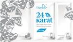 Маска для лица и шеи «24 карата»