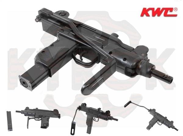 "Пневматический пистолет-пулемет"" Узи "" KWC"