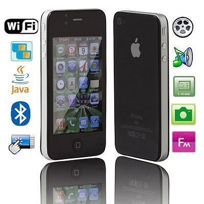 iphone 4s и другие китайские копии iphone 4