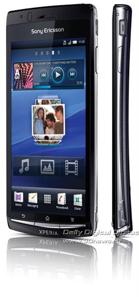 Китайские копии Sony Ericsson XPERIA X10 и  Х12