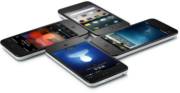 Китайские Android-смартфоны и андроид-телефоны