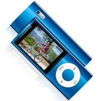 Apple iPod Nano 5 5G 16Gb (Blue) - MP3 плеер
