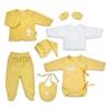 Комплект для новорожденного (0-3 месяца) 10 предметов