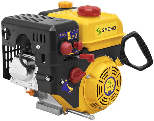 Двигатель бензиновый SADKO WGE 200 (зимний) ( бесплатная доставка! )