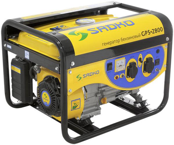 Генератор SADKO GPS 2800 ( бесплатная доставка! )