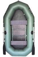 Надувная гребная лодка Bark B240С (2х местная)