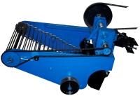 Транспортерная картофелекопалка для мототрактора (мотоблок)