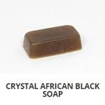 Основа для мыла Crystal African Black Soap 1 кг