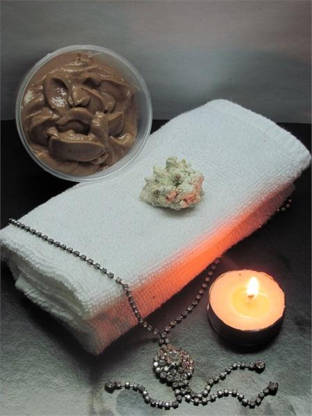 Шоколадный SPA крем для тела