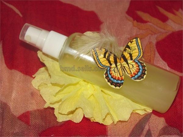 Дезинфицирующий арома-спрей для матрасов и подушек.
