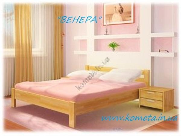"""Кровать двухспалная """"Венера"""""""