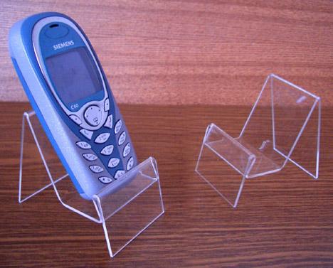 Сделать подставку для сотового телефона