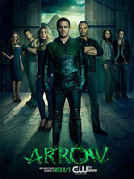 Стрела / Arrow – 4 DVD (2 сезон)