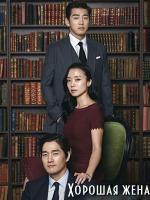 Хорошая жена / The Good Wife - 4 DVD