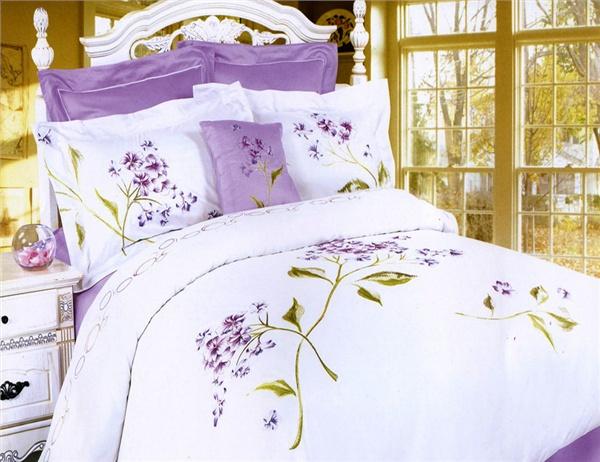Купить постельное белье xs-255 персикового цвета