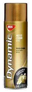Смазка с тефлоном для цепей мотоциклов MOL Dynamic Moto Chain O-X 0,4л