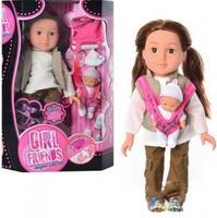 Кукла-мамочка 82009  мягкотелая