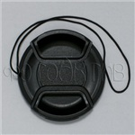 Крышка для объектива 40.5 мм со шнурком