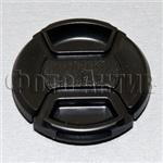 Крышка для объектива 55 мм со шнурком