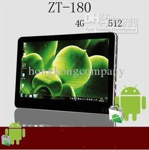 Обзор планшета 10д на android - zenithink epad zt-180