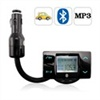 Multi-functional RL-014 Bluetooth Car Kit with A2DP Protocol (Black)
