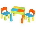 Комплект-столик и два стульчика Tega Mamut Польша
