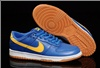 Nike Dunk Low blue/yellow