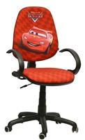Кресло АМФ  Поло 50-5 Дизайн Дисней Тачки Молния Маккуин