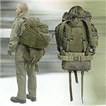 Австрийский рюкзак Железная фурнитура,непромокаемый