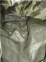 Материал износоустойчивый брезент ,внутри непромокаемое покрытие. Объём ~ 30 л.