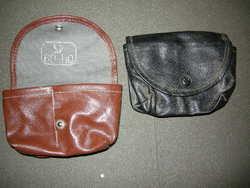 Сумочка для мелкого ЗИПа на 2 отделения,кожа для псо-1 оригинал