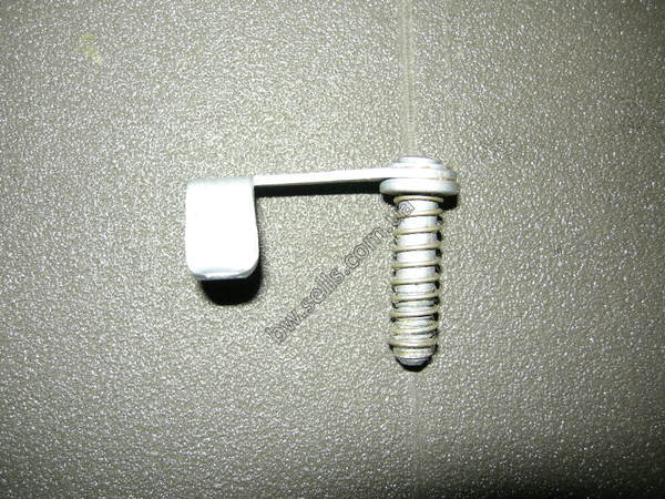 Защелка (зажимной винт) с пружинкой на псо-1 оригинал