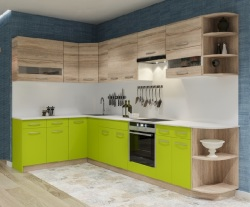 Купить Kitchen  furniture Mallow New — Vashamebel.in.ua