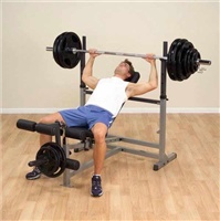 Body-Solid Combo Bench GDIB-46