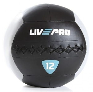 Мяч для кроссфита 12 кг LivePro Wall Ball LP8100-12
