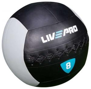 Мяч для кроссфита 8 кг LivePro Wall Ball LP8100-8