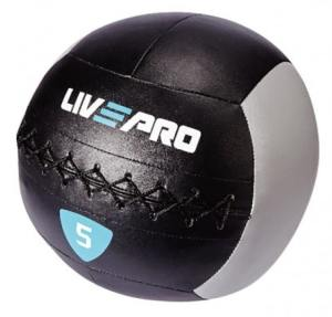 Мяч для кроссфита 5 кг LivePro Wall Ball LP8100-5
