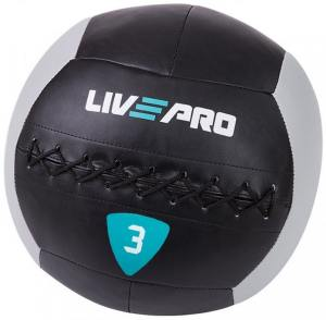 Мяч для кроссфита 3 кг LivePro Wall Ball LP8100-3