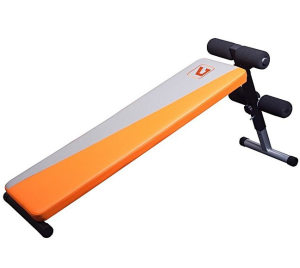 Скамья для пресса LiveUp Fitness Sit-Up Bench LS1201