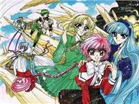 Magic Knight Rayearth / Mahou Kishi Rayearth / Магический рыцарь Раэрт / Рыцари магии (1-ый сезон)
